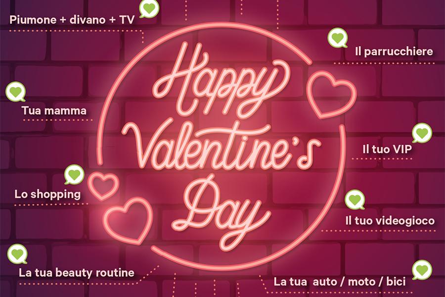 L'iniziativa Groupon per San Valentino premia tutte le forme d'amore