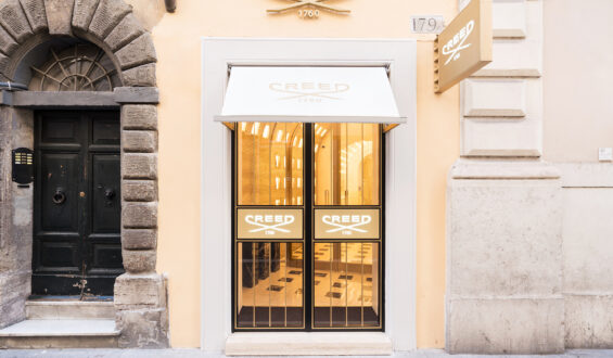 Inaugura a Roma la seconda boutique à parfum italiana firmata Creed