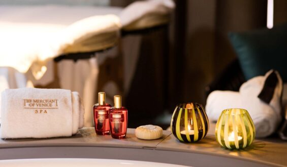 Il San Clemente Palace Kempinski di Venezia ospita la migliore hotel-spa d'Italia 2020. Una riconferma per The Merchant of Venice