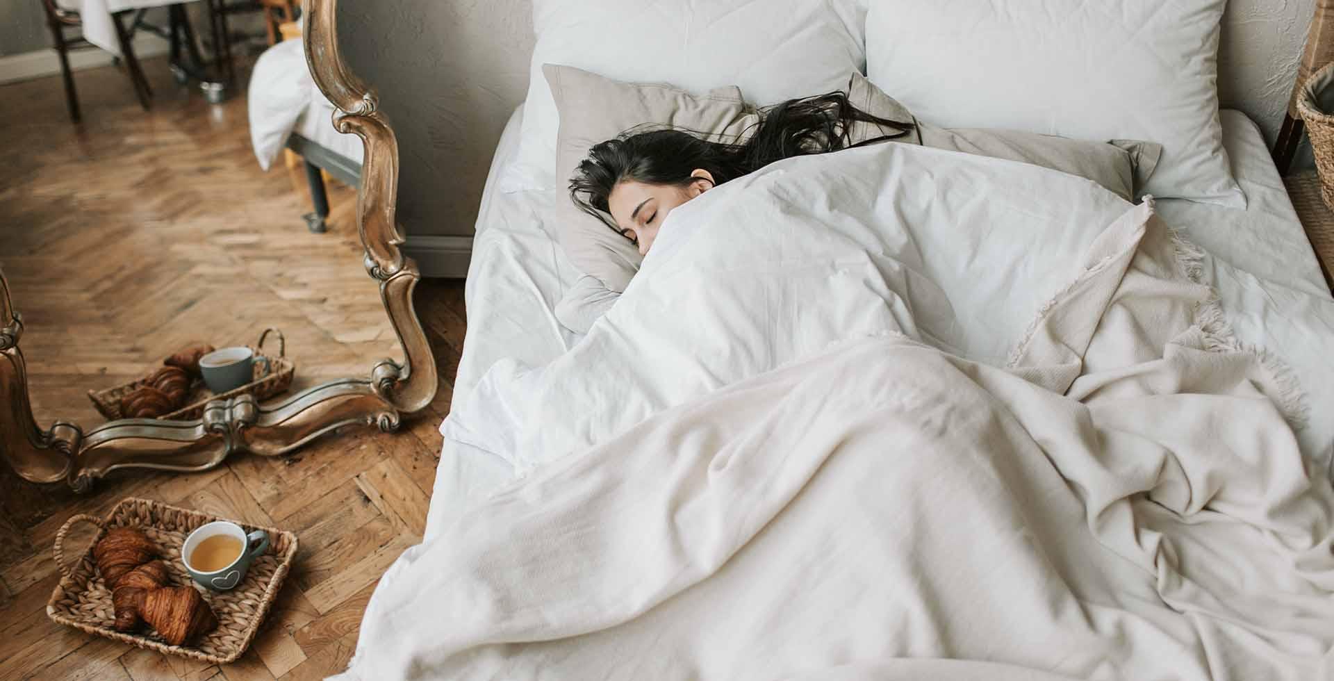 Il sonno perfetto e la ricetta della prima Sleep Spa al mondo. Firmata Hästens